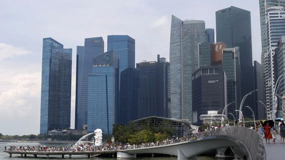 سنگاپور رقابتیترین اقتصاد جهان شد