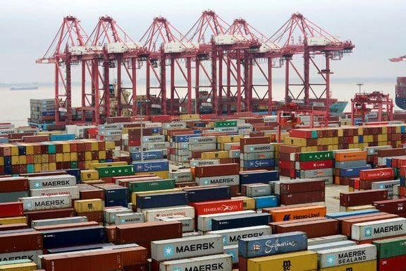 واردات چین در ماه آگوست 5.6 درصد کاهش یافت