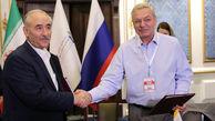 امضای تفاهمنامه همکاری ایران و روسیه در بخش انرژی