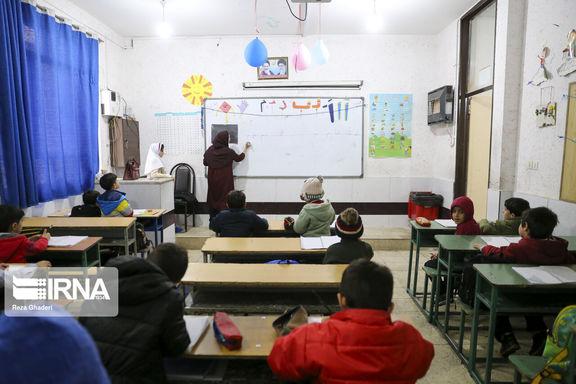 شورای مدارس درباره نحوه برگزاری امتحانانت به صورت حضوری یا غیرحضوری تصمیم گیری می کند