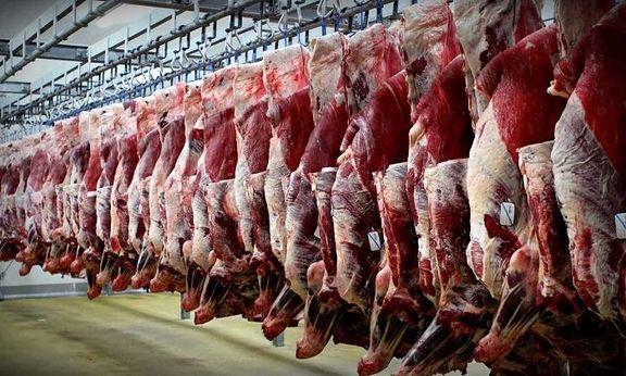 توزیع 30 تن گوشت در گیلان