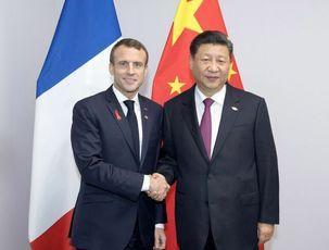 رئیس جمهور چین وارد فرانسه شد / آغاز سفر 5 روزه تور اروپایی شی جینپینگ