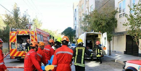 کشته شدن ۱ نفر بر اثر انفجار یک ساختمان در شهرقدس