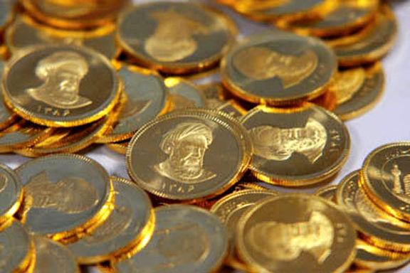 قیمت سکه  به ۴ میلیون و ۶۴۲ هزار تومان رسید