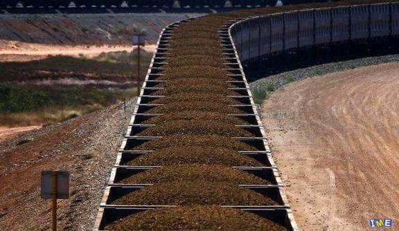 نرخ سنگ آهن مجددا در مسیر افزایش قرار گرفت
