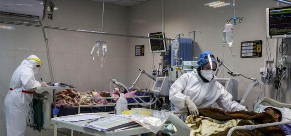 فوت ۱۴۲ نفر در شبانه روز گذشته بر اثر کرونا