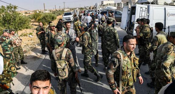 رقه کاملا در اختیار ارتش سوریه قرار گرفت