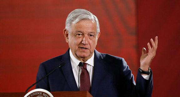 مکزیک و آمریکا در مسیر صلح/پیشنهادها رئیس جمهور مکزیک به همتای آمریکایی خود برای همکاری های بیشتر