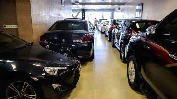 قیمت خودروهای خارجی موجود در بازار + جدول