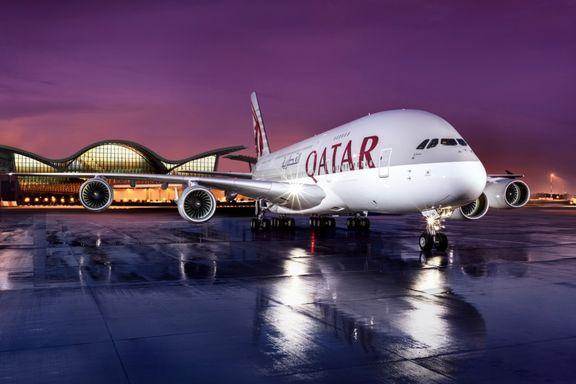 پروازهای جدید به سمت ایران از سوی هواپیمایی قطر