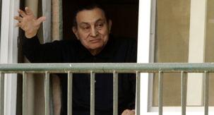 مرگ حسنی مبارک در سن 91 سالگی