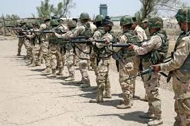 تنش در مرزهای عراق میان نظامیان عراقی و داعش