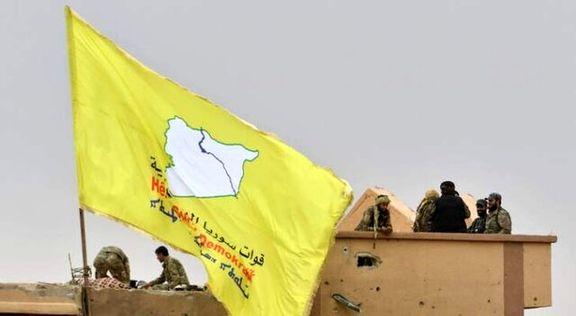 تهدید کردهای سوریه علیه آمریکا