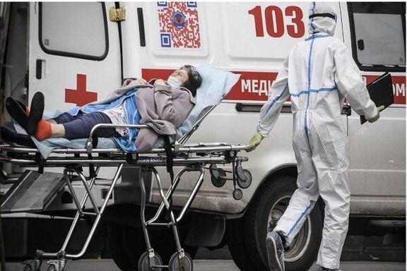مبتلایان به کرونا در مسکو به 165 هزار نفر رسید