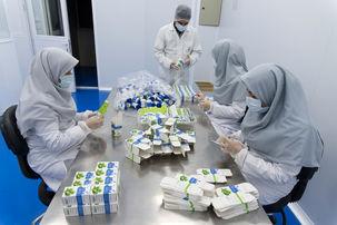 کشور فرصت و بستر گسترش تولید دارو در کشور را دارد