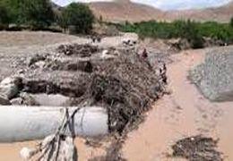 تصاویری از سیل و آبگرفتگی معابر و منازل در استان آذربایجان شرقی
