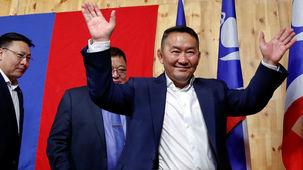 رئیسجمهور مغولستان قرنطینه شد