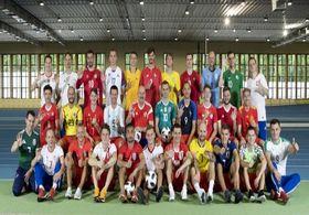 فیفا از پیراهن 32 تیم در جام جهانی رونمایی کرد