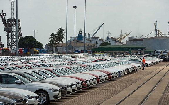 اعلام آخرین وضعیت خودروهای بلاتکلیف مانده در گمرکات