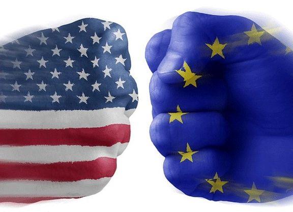 جبهه مشترک اروپایی علیه آمریکا