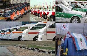 خدمات رسانی به مسافران نوروزی تا 17 فروردین