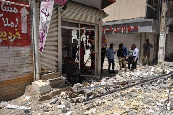آخرین آمار مصدومان زلزله مسجد سلیمان