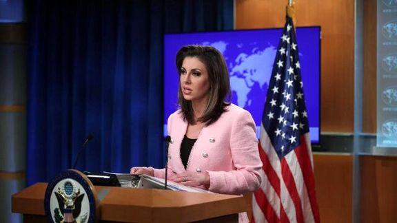 سخنگوی وزارت خارجه آمریکا: ترامپ مایل است «بدون پیششرطی» با ایران دیدار کند