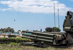 مقرهای نظامی روسیه در دمشق مورد حمله پهپاد قرار گرفت