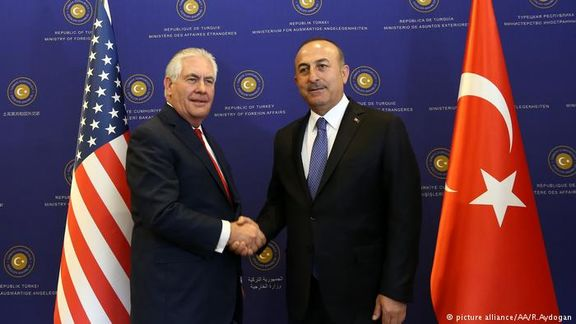 آمریکا و ترکیه بر سر امنیت شمال شرق سوریه به توافق رسیدند