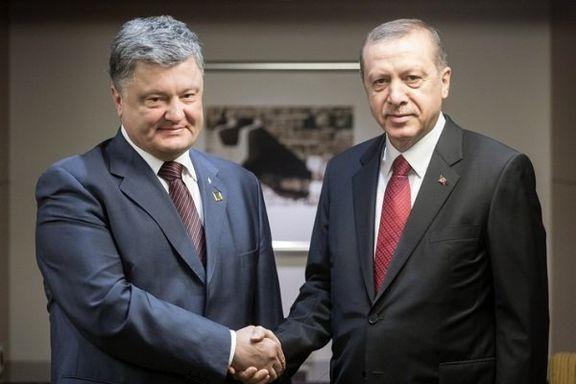 سیگنال ضدروسی اردوغان: الحاق کریمه را به رسمیت نخواهیم شناخت
