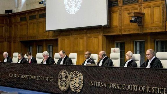 حضور  وکلای ایرانی در دادگاه لاهه برای دفاع از حقوق ایران