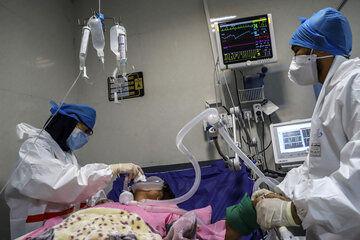 تشخیص ۸ هزار و ۱۰۳ بیمار جدید مبتلا به کووید ۱۹ در کشور
