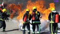 جزییات  آتش سوزی در یک ساختمان اداری در خیابان کریمخان