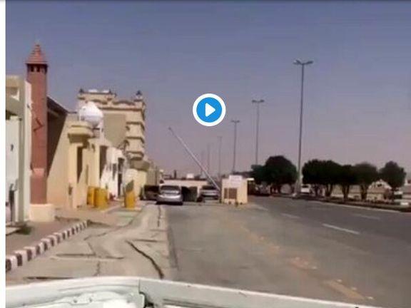 یک پاسگاه پلیس در شمال عربستان مورد حمله قرار گرفت / چهار تن از عوامل حمله کشته شدند