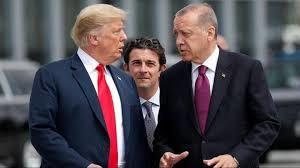 اردوغان : از تهدید های آمریکا نمی ترسیم