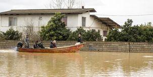 هنوز امکان برآورد خسارت سیل اکنون وجود ندارد