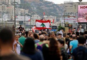 اعتراضات در لبنان وارد بیست و هفتمین روز خود شد