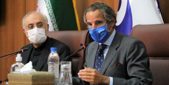 آژانس انرژی اتمی پیشنهاد سفر گروسی به ایران را مطرح کرده است