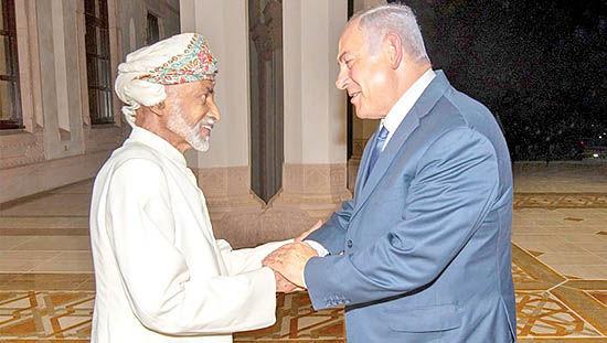 نتانیاهو به بحرین می رود / وزیر حمل و نقل اسرائیل به عمان رفت