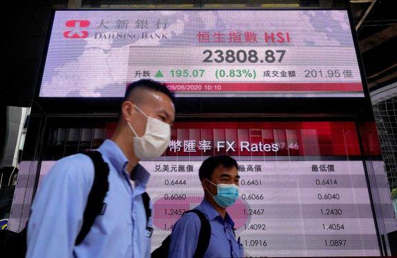 صعود بازارهای سهام آسیا با بازگشایی تدریجی فعالیتهای اقتصادی