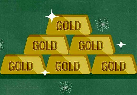 قیمت طلای جهانی 18 مرداد