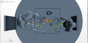 مهندس کارخانه فیات دستگاهی برای جلوگیری از پخش ویروس کرونا تولید کرد