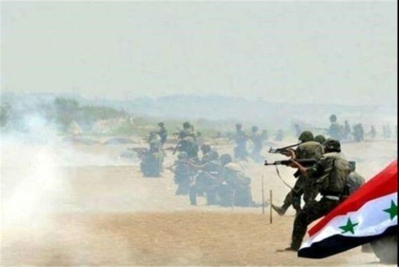 تسلط ارتش سوریه بر شهرک راهبردی العیس