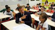 یک و نیم میلیون دانشآوز فرانسوی از فردا به مدرسه میروند