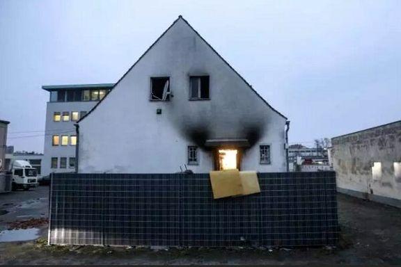 ۵ کشته در حادثه آتش سوزی در آلمان