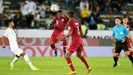 کارشناس فوتبال امارات در برنامه زنده از حال رفت
