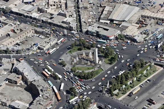 انفجار در میدان مطهری قم / انفجار تروریستی نیست