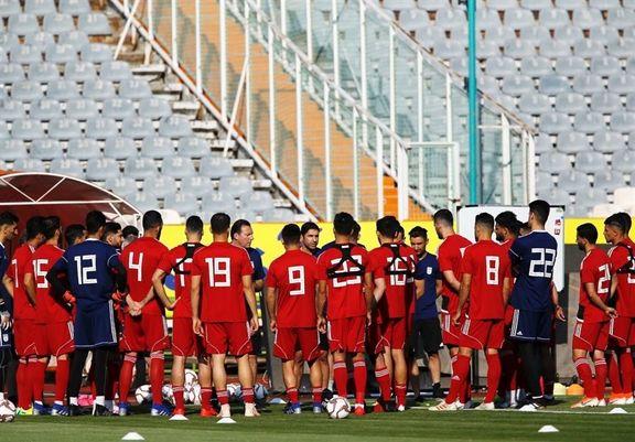 دیدار دو تیم ملی ایران و ژاپن در آخرین ماه تابستان