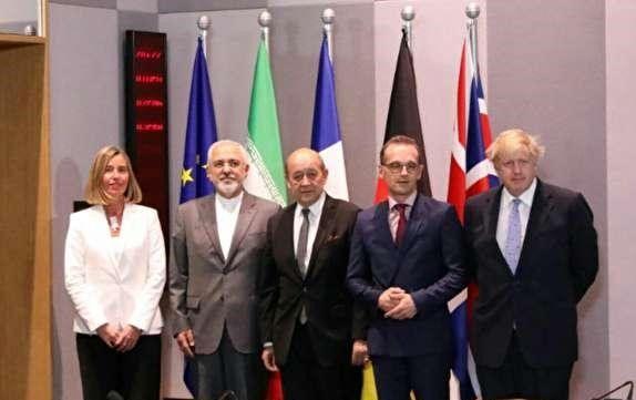 بیانیه اتحادیه اروپا و اعضای برجام در واکنش به وضع تحریم ها