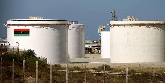 نفت لیبی تولیدات خود را از مرز یک میلیون بشکه رد کرد